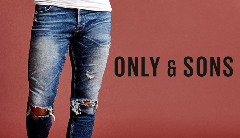 ONLY & SONS urban style